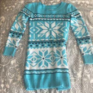 Long Sleeve Sweater Winter Dress
